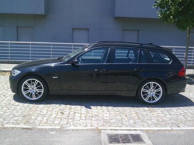 bmw 320d touring model 2007 for sale porto portugal free classifieds muamat. Black Bedroom Furniture Sets. Home Design Ideas