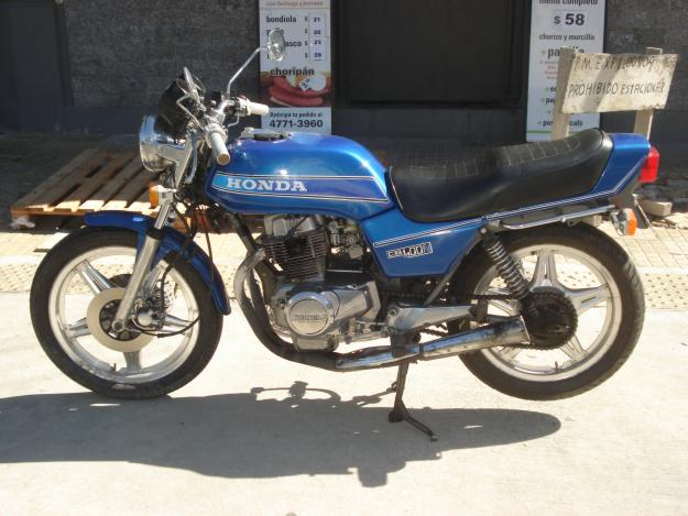 Honda CB 400 N 1980 FOR SALE - Argentina - Free ...