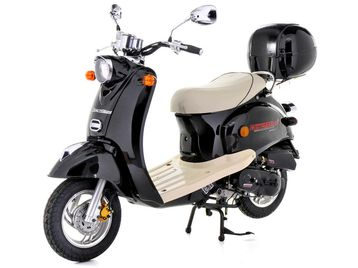 Direct Bikes 50cc Direct Bikes CC Retro Vespa