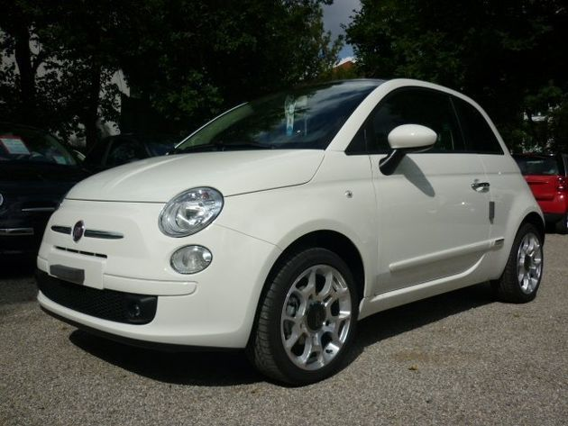 fiat 500 0 9 twinair 85 turbo sport aktion mannheim. Black Bedroom Furniture Sets. Home Design Ideas