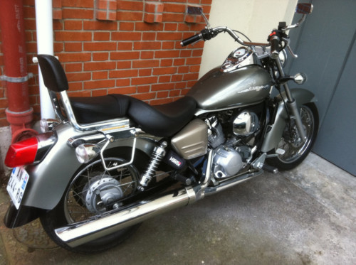 2000 honda shadow 125 for sale france free classifieds muamat. Black Bedroom Furniture Sets. Home Design Ideas