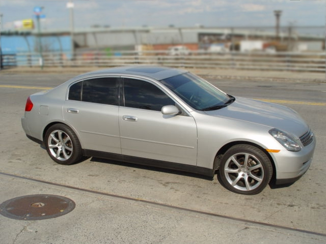 2003 infiniti g35 sedan blue great condition 40 pics for sale los angeles usa free. Black Bedroom Furniture Sets. Home Design Ideas
