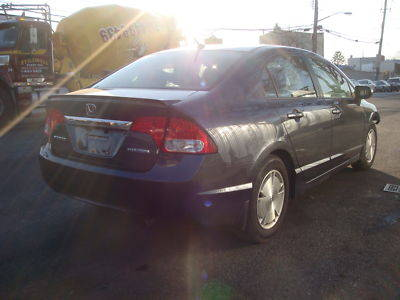 2009 honda civic hybrid salvage rebuildable ezy fix sav for Honda civic for sale in chicago