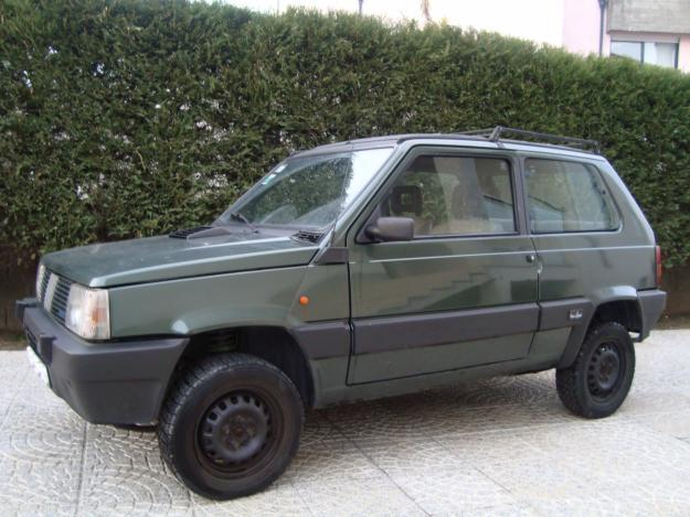 Fiat panda 4x4 sisley model 1990 for sale braga for Panda 4x4 sisley off road
