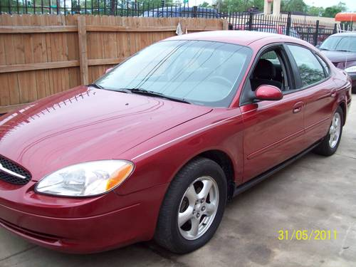 Used Car Frauds >> 2000 Ford Taurus SES V6 Maroon Auto for sale - Los Angeles ...