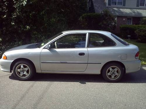 1999 Hyundai Accent For Sale