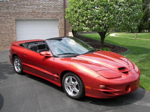 2002 pontiac trans am ws6 convertible for sale los angeles usa free classifieds muamat. Black Bedroom Furniture Sets. Home Design Ideas