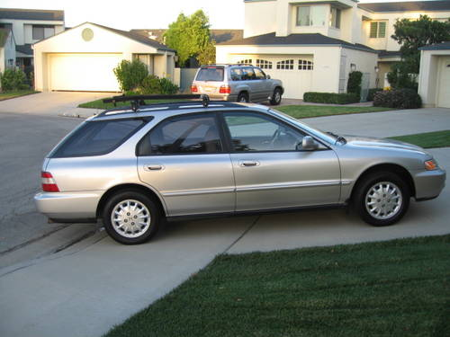 Exceptional 1997 Honda Accord Wagon EX Automatic VTEC Silver Color For Sale   Los  Angeles, USA   Free Classifieds   Muamat