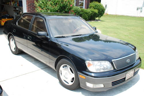 1998 lexus ls400 black in excellent condition for sale fort worth usa free classifieds muamat. Black Bedroom Furniture Sets. Home Design Ideas