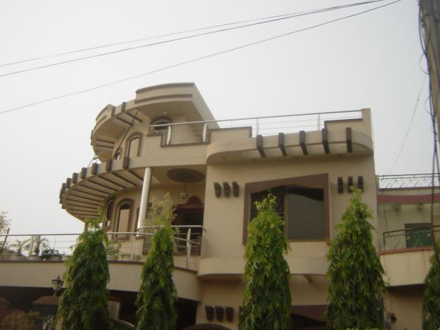 Kanal Luxury Full House For Rent In Garden Town Lahore Lahore - House garden pictures in pakistan