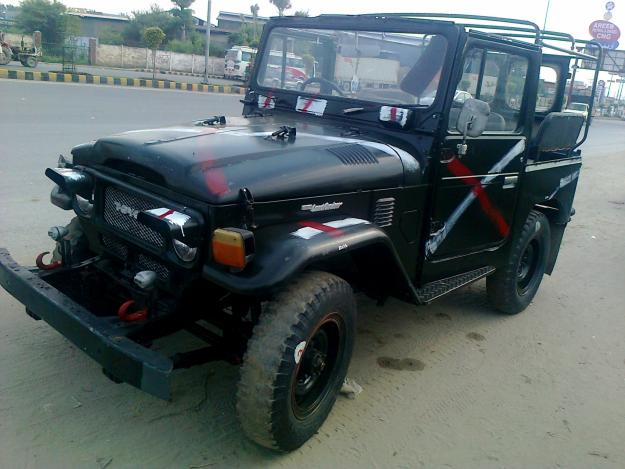 army auction toyota jeeps for sale in pakistan. Black Bedroom Furniture Sets. Home Design Ideas