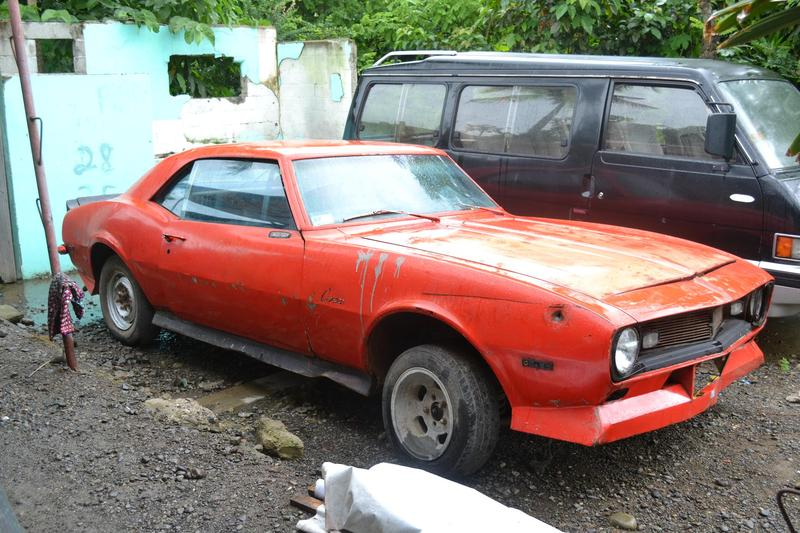 1968 Chevrolet Camaro For Sale Bacolod Philippines