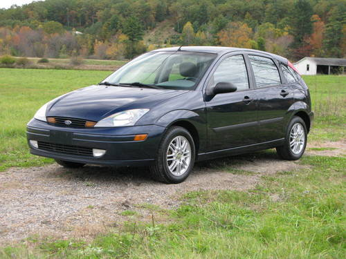 2003 ford focus zx5 very nice car for sale fort worth. Black Bedroom Furniture Sets. Home Design Ideas
