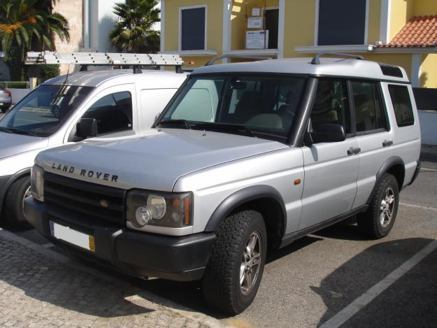 land rover discovery td5 7 lugares 2003 for sale lisboa portugal free classifieds muamat. Black Bedroom Furniture Sets. Home Design Ideas