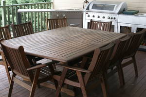 10 Seater Outdoor Setting For sale