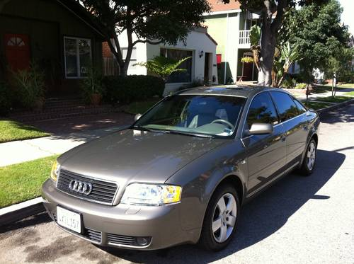 2002 audi a6 auto for sale los angeles usa free for 2002 audi a6 window problems