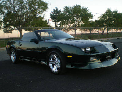 1992 chevrolet camaro rs convertible for sale new york. Black Bedroom Furniture Sets. Home Design Ideas