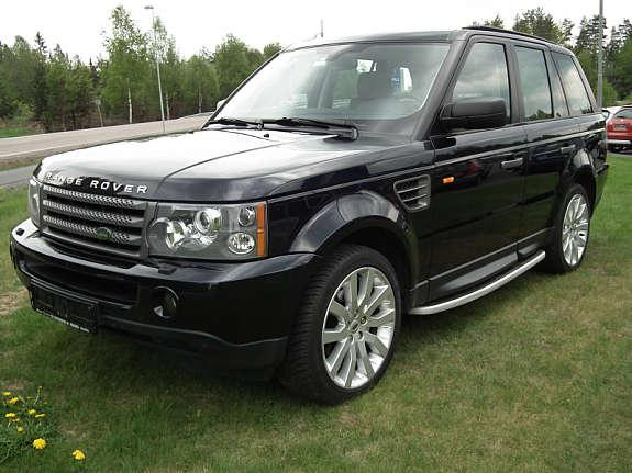 voitures land rover range rover sport occasion belgique. Black Bedroom Furniture Sets. Home Design Ideas