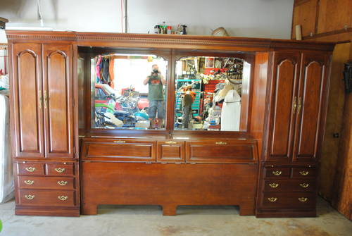 Furniture Thomasville Collectors Cherry Bedroom Set For Sale Los Angeles Usa Free