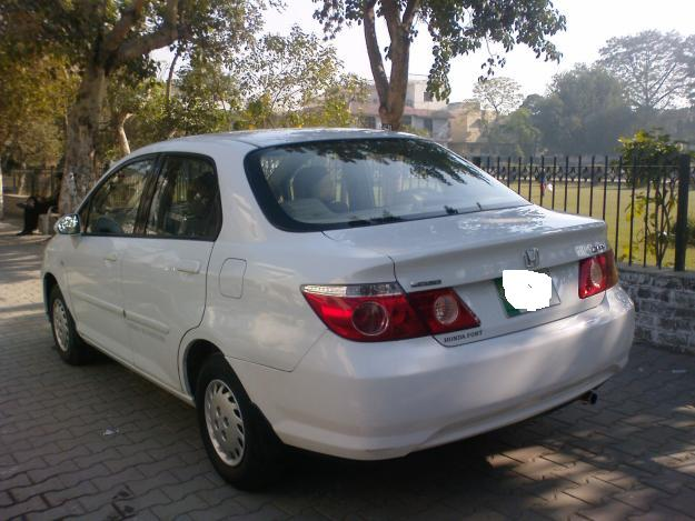 Used Car Frauds >> HONDA CITY 2007 IDSi WHITE COLOR for sale - Lahore ...