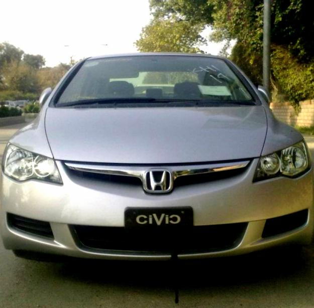 honda civic hybrid reborn 2006 silver color hybrid engine for sale islamabad pakistan. Black Bedroom Furniture Sets. Home Design Ideas
