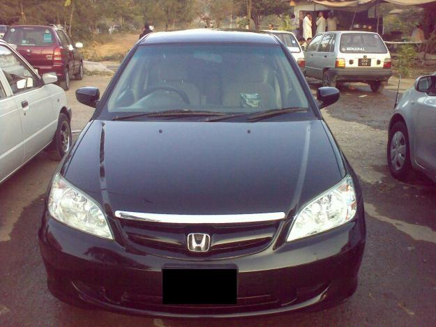 HONDA CIVIC 2006 AC CNG Gun Metallic Color For Sale   Karachi, Pakistan    Free Classifieds   Muamat