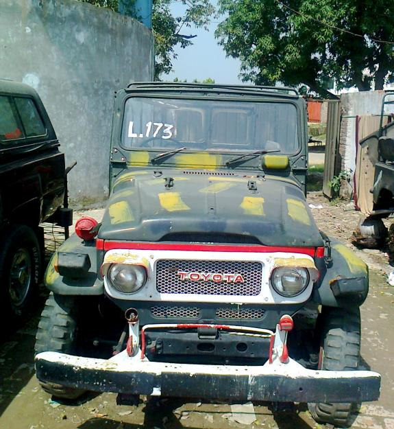 Jeep toyota land crusier (FJ40) for sale - Lahore ...