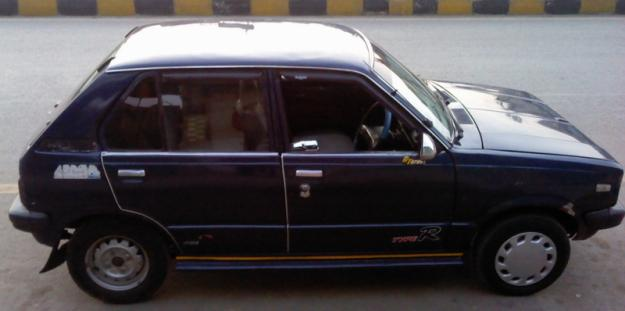 i want to sell my suzuki fx car 1984 for sale lahore pakistan free classifieds muamat. Black Bedroom Furniture Sets. Home Design Ideas