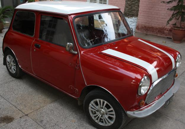 Mini Austin Cooper 1962 Model Red Color For Sale In Lahore Lahore