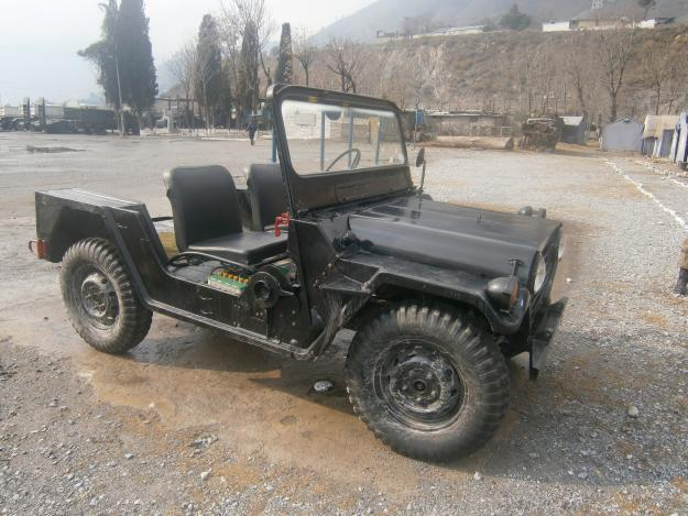 M825 jeep for sale in Islamabad - Islamabad, Pakistan - Free