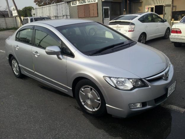 hybrid honda civic 2006 model for sale in lahore lahore pakistan free classifieds muamat. Black Bedroom Furniture Sets. Home Design Ideas