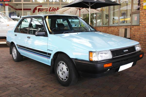 toyota corolla 1 6 gls 1984 for sale cape town south africa free classifieds muamat. Black Bedroom Furniture Sets. Home Design Ideas