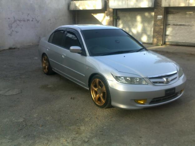 honda civic 2004 silver color for sale in islamabad islamabad pakistan free classifieds. Black Bedroom Furniture Sets. Home Design Ideas