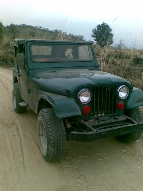 Jeep Cj7 2000cc Engine 1982 Model For Sale In Islamabad