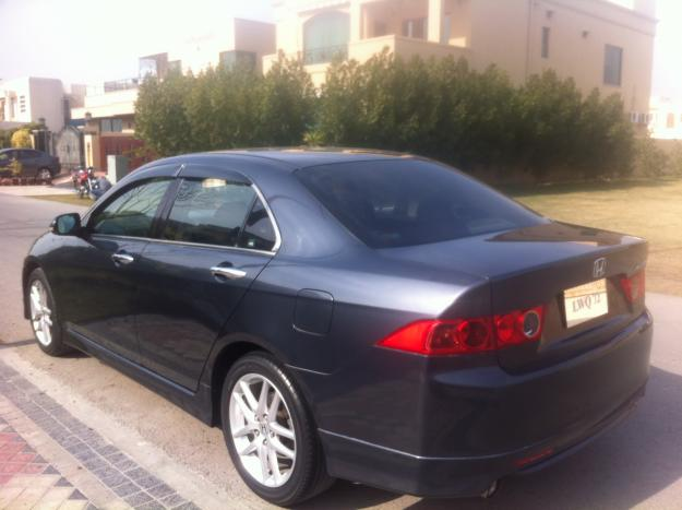Honda Accord Cl9 Grey Blue Colour Automatic 2002 For Sale