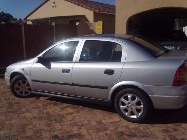 opel astra 1.6 model 2004 for sale - cape town, south africa - free