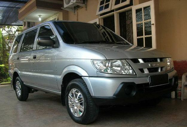isuzu panther model 2007 for sale