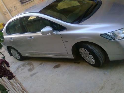 honda civic reborn 2007 silver color for sale in lahore lahore pakistan free classifieds. Black Bedroom Furniture Sets. Home Design Ideas