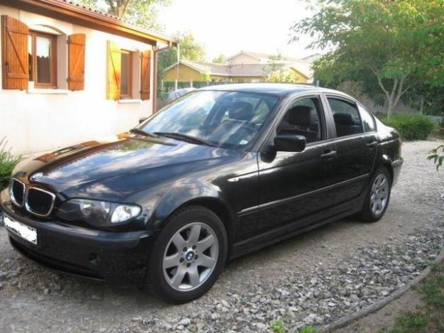 bmw 320d e46 pack luxe for sale paris france free. Black Bedroom Furniture Sets. Home Design Ideas
