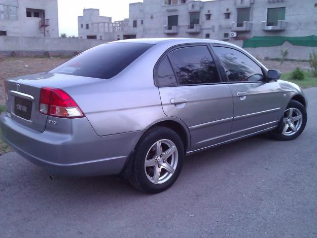 honda civic 2005 model for sale in lahore lahore pakistan free classifieds muamat. Black Bedroom Furniture Sets. Home Design Ideas