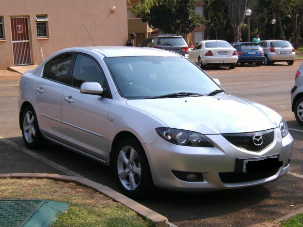mazda 3 1 6 dynamic model 2005 for sale alberton south africa free classifieds muamat. Black Bedroom Furniture Sets. Home Design Ideas