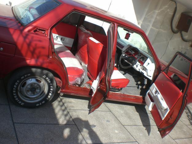 Toyota Corolla 1982 SX Red Color For Sale In Lahore