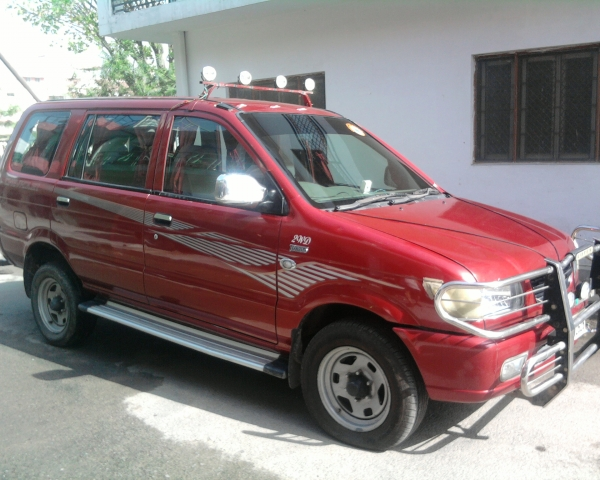 Chevrolet Tavera For Sale Owned By Indian Air Force Officer
