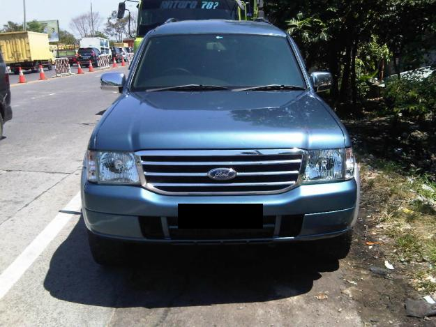 Harga Ford Everest 2005 Indonesia | Upcomingcarshq.com