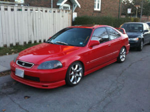 1998 Honda Civic Si Coupe Custom FOR SALE   Thunder Bay, Canada   Free  Classifieds   Muamat