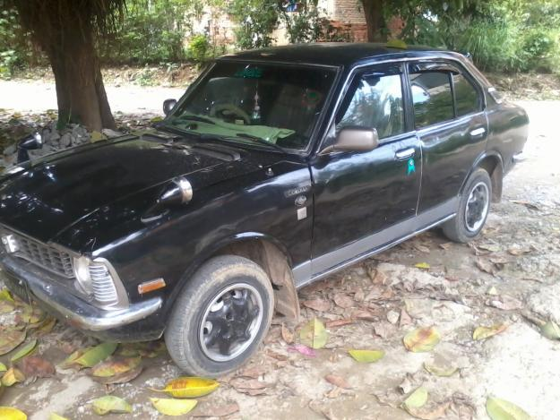 toyota corolla 1974 black color for sale in islamabad islamabad pakistan free classifieds. Black Bedroom Furniture Sets. Home Design Ideas