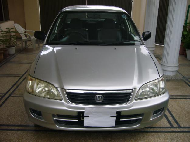 Honda city 2000 silver color for sale in lahore - Lahore ...