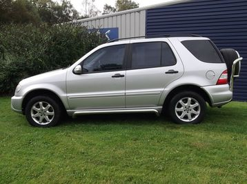 mercedes ml 270 cdi auto 2002 7seats for sale liverpool. Black Bedroom Furniture Sets. Home Design Ideas