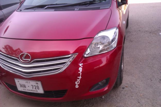 Js Auto Sales >> Toyota Belta 2006 cherry red color for sale in Islamabad - Islamabad, Pakistan - Free ...