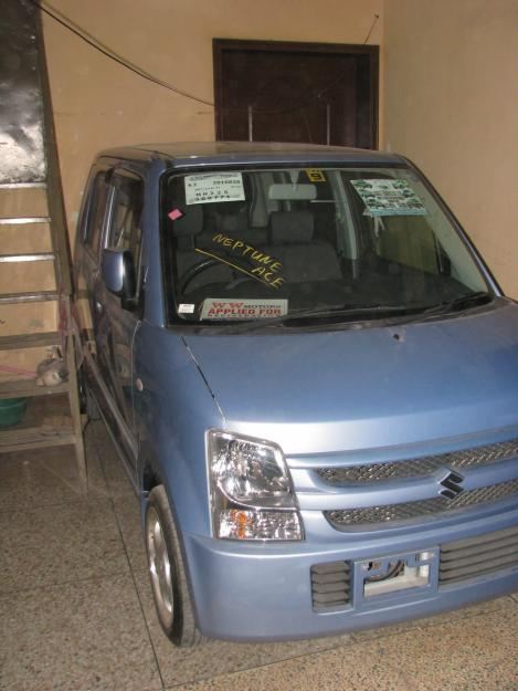Used Car Frauds >> Suzuki Wagon R 2007 blue color for sale in Lahore - Lahore ...